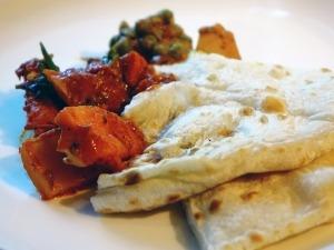 Indisch essen bei Punjab in Saarbrücken